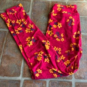 NWOT Lularoe Leggings One Size (2-12)